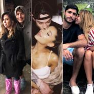 Como Ariana Grande e Pete Davidson, veja 5 casais famosos que ficaram noivos muito rápido