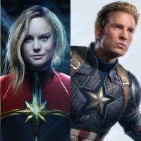 """Entre """"Vingadores 4"""" e """"Capitã Marvel"""", qual é o filme mais esperado? Vote!"""