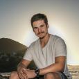 """Nicolas Prattes será Samuca em """"O Tempo não Para"""""""