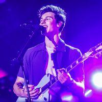 "Shawn Mendes relembra queda durante show no Canadá: ""Foi insano"""