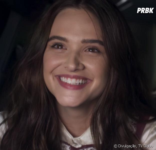 """Novela """"O Tempo Não Para"""", com Juliana Paiva, ganha trailer recheado de cenas inéditas"""