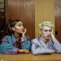 """Ariana Grande e Troye Sivan lançarão clipe de """"Dance To This"""" nesta quinta (19). Veja prévia!"""