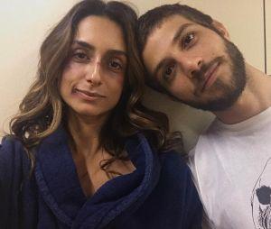 Camila Lucciola é apontada como novo affair de Chay Suede
