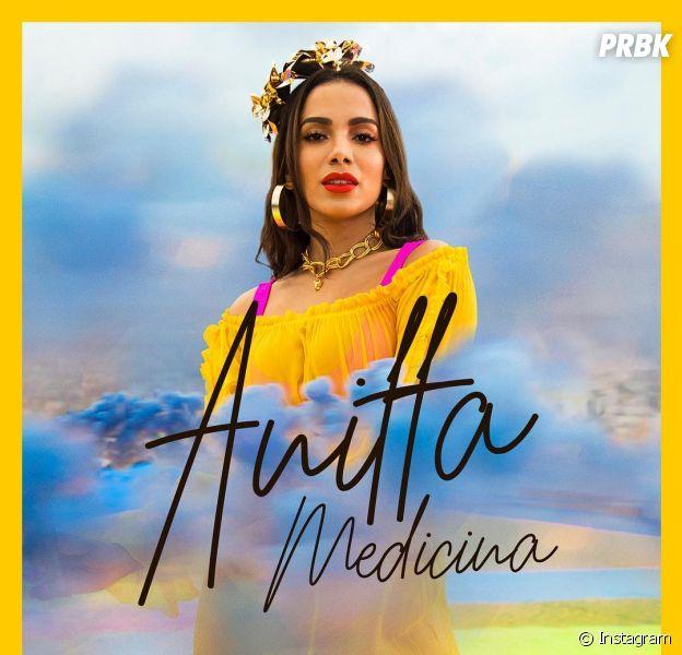 """Anitta lança """"Medicina"""", seu novo single que tem tudo pra hitar!"""