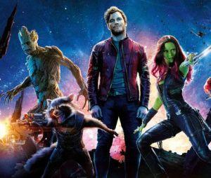 """Os atores do elenco de """"Guardiões da Galáxia"""" ficaram bastante mexidos com a saída de James Gunn."""