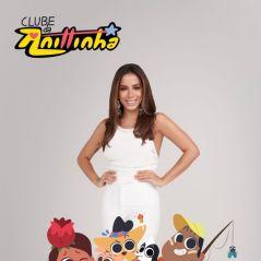 """Anitta divulga detalhes do desenho animado """"Clube da Anittinha"""""""