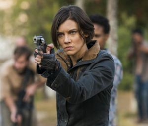 "Lauren Cohan, de ""The Walking Dead"", fala sobre destino de Maggie"