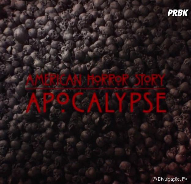 """""""American Horror Story: Apocalypse"""" mostra imagem de bruxas de """"Coven"""" reunidas"""