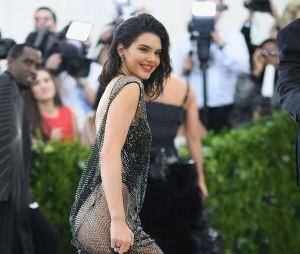 Kendall Jenner não comentou caso sobre vazamento de fotos nua