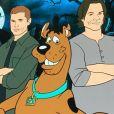 """Na última temporada de """"Supernatural"""" rolou um crossover com """"Scooby-Doo"""""""