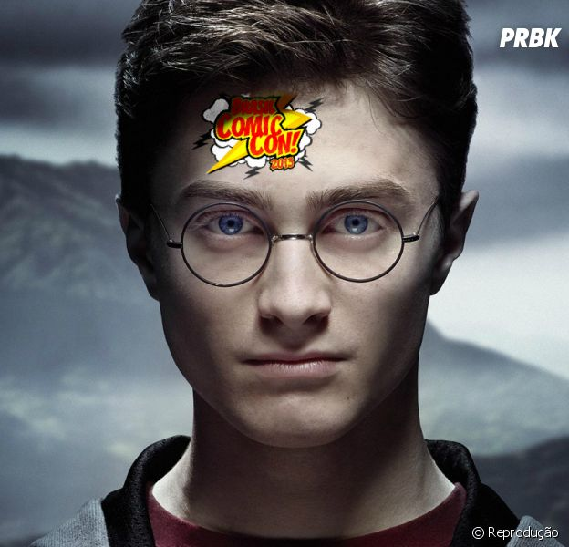Brasil Comic Con vai ter espaço temático para fãs de Harry Potter