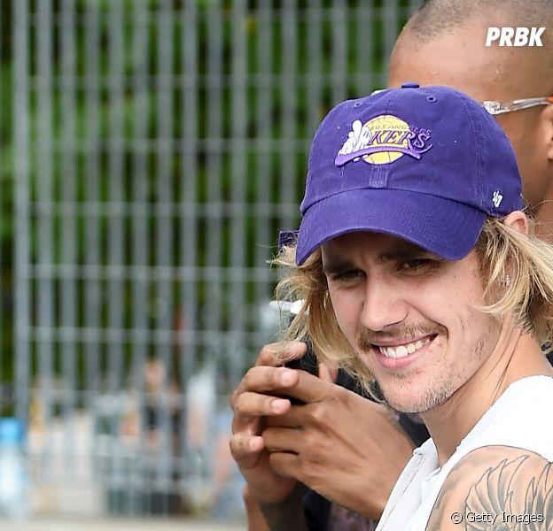 Justin Bieber trolla pessoas no Central Park, em Nova York