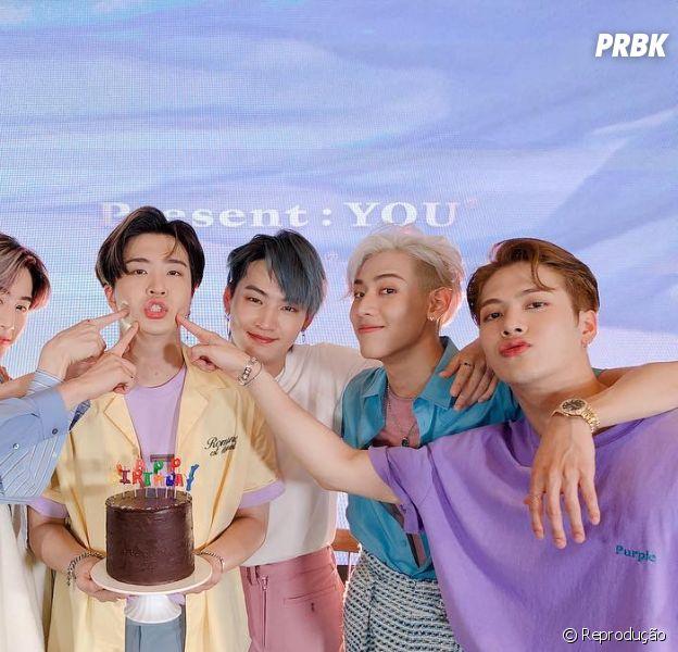 """GOT7 faz seu comeback com """"Present: YOU"""" e fças piram na internet"""
