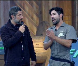 "Marcos Mion é o apresentador de ""A Fazenda 10"" na Record"