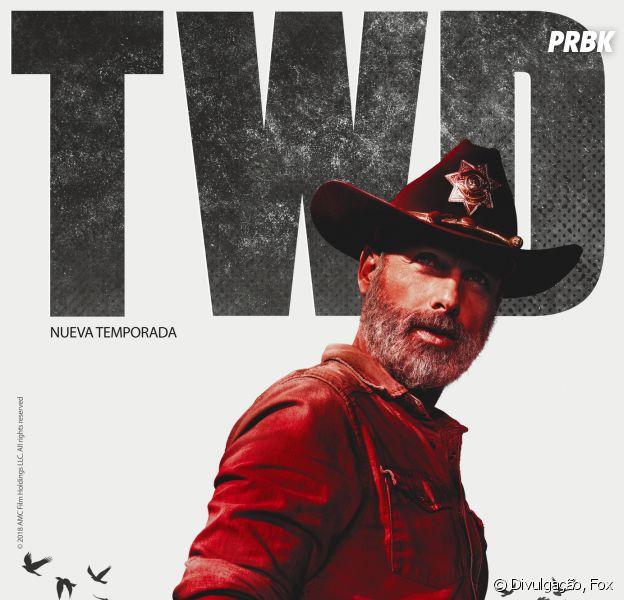 """""""The Walking Dead"""" tem 9ª temporada elogiada por críticos"""