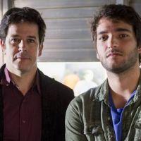"""Bomba na novela """"Geração Brasil"""": Davi (Humberto Carrão) é filho de Jonas Marra!"""