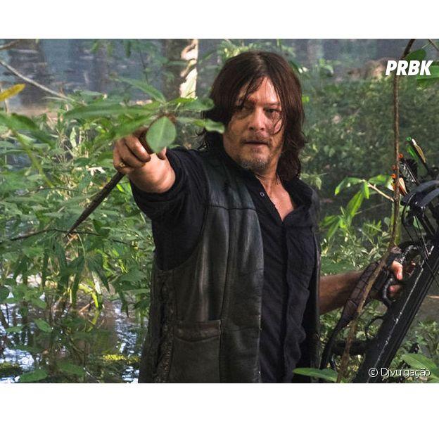 """Em """"The Walking Dead"""", 9ª temporada será mais assustadora e inteligente, diz Norman Reedus"""