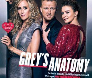 """De """"Grey's Anatomy"""", na 15ª temporada: teremos um novo triângulo amoroso"""
