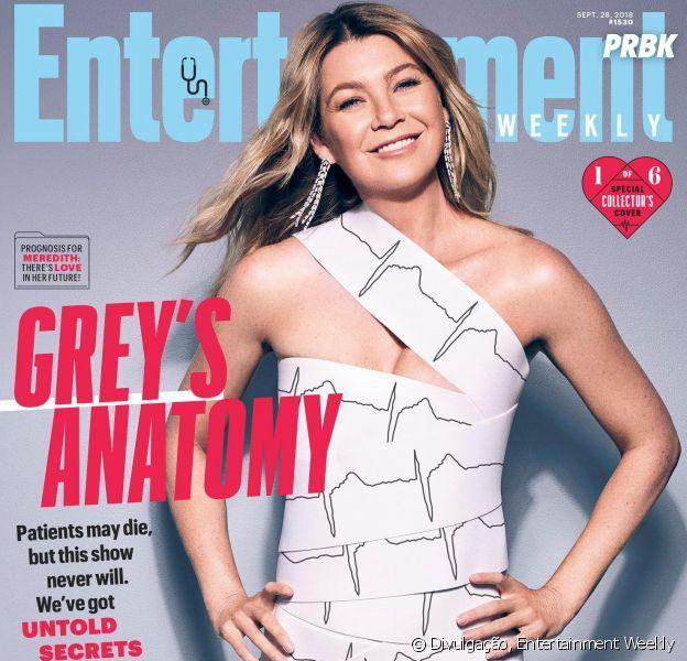 """De """"Grey's Anatomy"""", na 15ª temporada: série ganha data de estreia no Brasil!"""