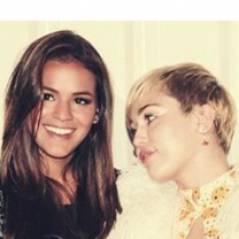 Bruna Marquezine, Fiuk e outros famosos tietam Miley Cyrus no pós show!