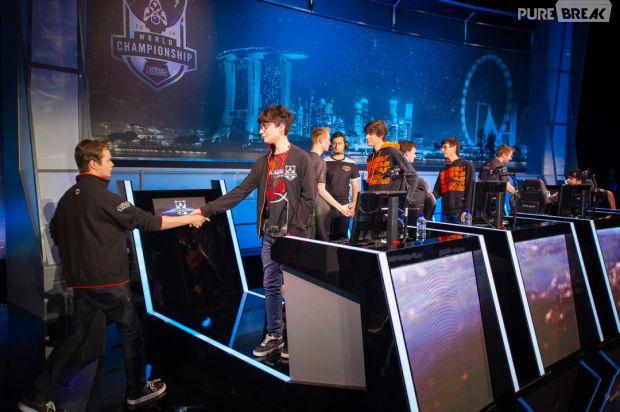"""KaBuM é eliminada na fase de grupo do campeonato mundial de """"League Of Legends"""""""