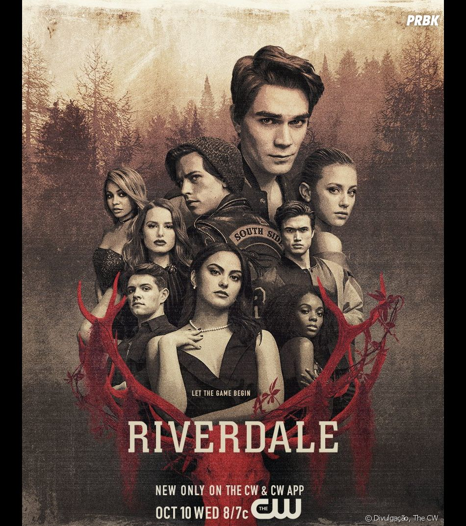 """Em """"Riverdale"""": Jughead (Cole Sprouse) quase morre depois de jogo macabro com Ethel (Shannon Purser)"""