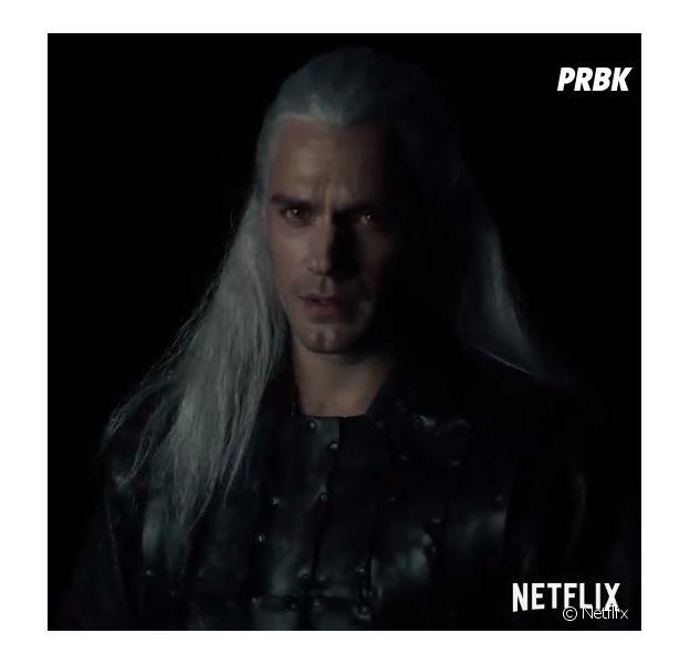 """A Netflix liberou as primeiras imagens de Henry Cavill como Geralt de Rivia, da série """"The Witcher"""""""