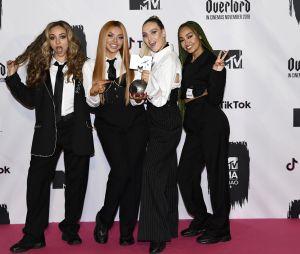 Little Mix também foi premiado no EMA 2018