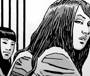 """Em """"The Walking Dead"""", romance conhecido das HQs será retratado na série"""