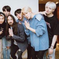 """Steve Aoki e BTS finalmente lançam clipe de """"Waste It On Me"""" com galã de """"13 Reasons Why""""!"""