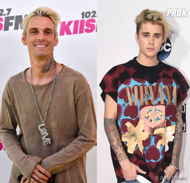 Justin Bieber arruma pequena confusão com Aaron Carter no Twitter