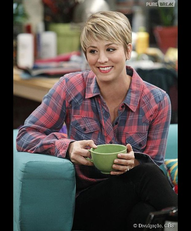 """A Penny (Kaley Cuoco) tem um estilo super adaptável em """"The Big Bang Theory"""""""
