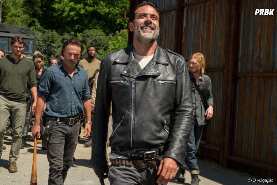 """Os novos episódios de """"The Walking Dead"""" voltam apenas no dia 10 de fevereiro"""