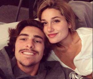 Bruno Montaleone comenta semelhança de Sasha Meneghel com a esposa de Justin Bieber, Hailey Baldwin