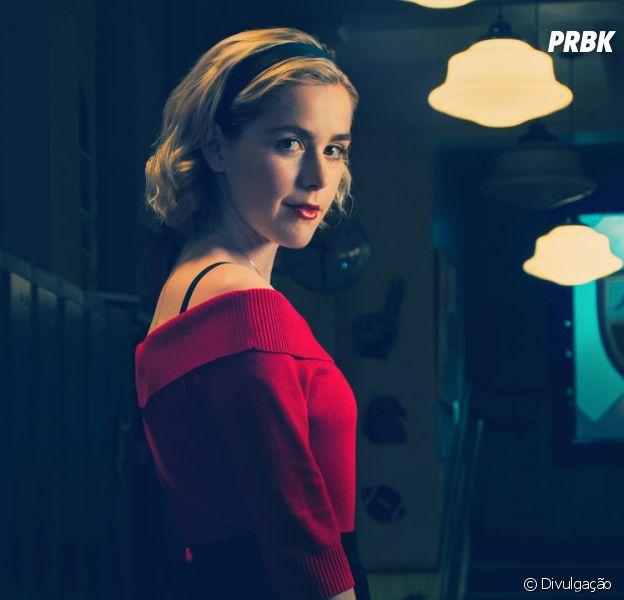 """""""O Mundo Sombrio de Sabrina"""" ganha data de lançamento para a 2ª temporada e teaser!"""