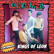 Lollapalooza 2019 surpreende e confirma Kings Of Leon no festival!