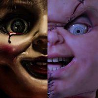 """Annabelle e Chucky juntos? Criador de """"Brinquedo Assassino"""" quer filme com eles"""