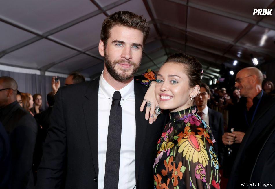 Miley Cyrus e Liam Hemsworth se casaram em segredo no último domingo (23) e as fotos já foram divulgadas