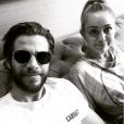 Miley Cyrus e Liam Hemsworth estão mais felizes que nunca