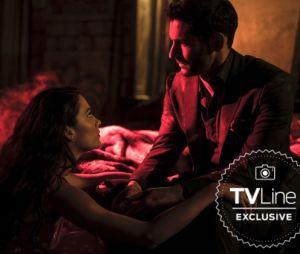 """Na 4ª temporada de """"Lucifer"""", Eva (Inbar Lavi) vai chegar pra causar!"""