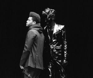 "The Weeknd e Gesaffelstein lançam ""Lost in the Fire"""