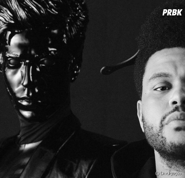 "The Weeknd lança ""Lost in the Fire"", parceria com Gesaffelstein"