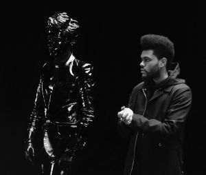"The Weeknd e DJ francês Gesaffelstein lançam ""Lost in the Fire"""