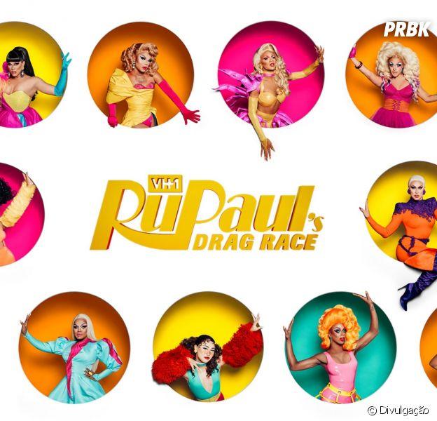 """De """"RuPaul's Drag Race"""": conheça as queens da 11ª temporada!"""