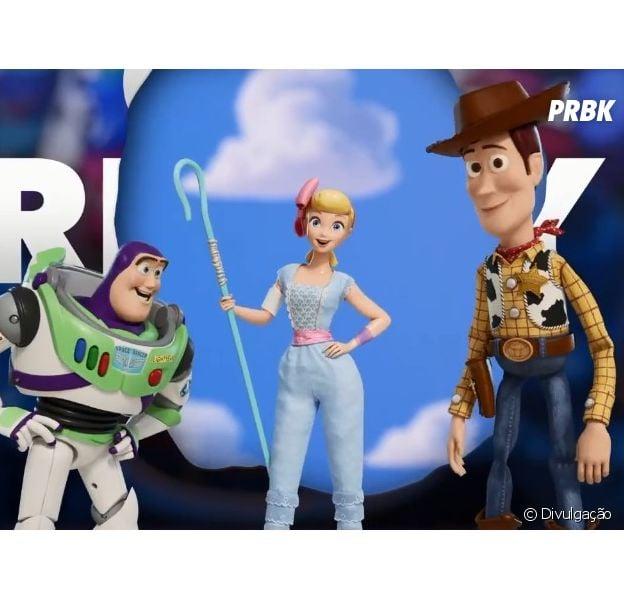 """Betty aparece com novo visual em teaser inédito de """"Toy Story 4"""""""