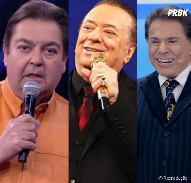 Em um jogo de Casa, Mata ou Pega com Faustão, Raul Gil e Silvio Santos, quem você escolheria?