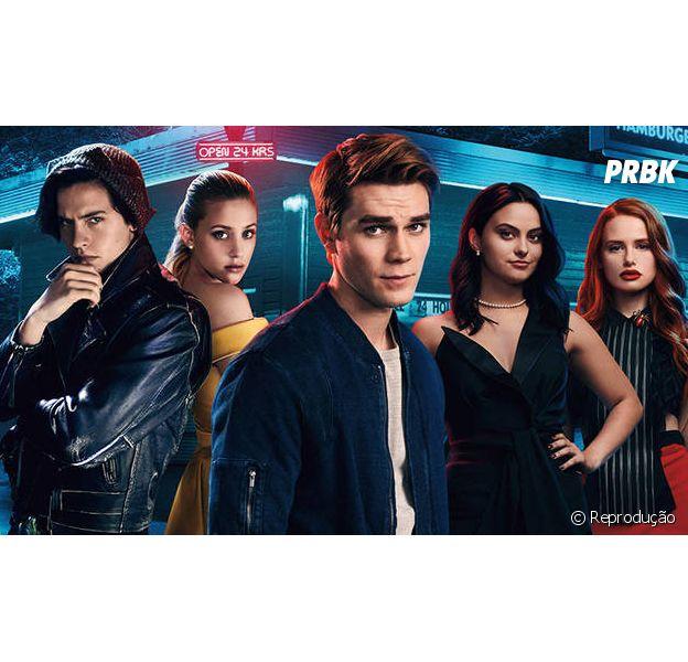 """Como seria se os personagens de """"Riverdale"""" morassem em um lugar normal?"""