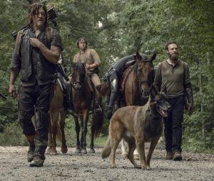 """Em """"The Walking Dead"""", na 9ª temporada: episódio de flashback mostra o que rolou no período de seis anos desde o desaparecimento de Rick (Andrew Lincoln)"""