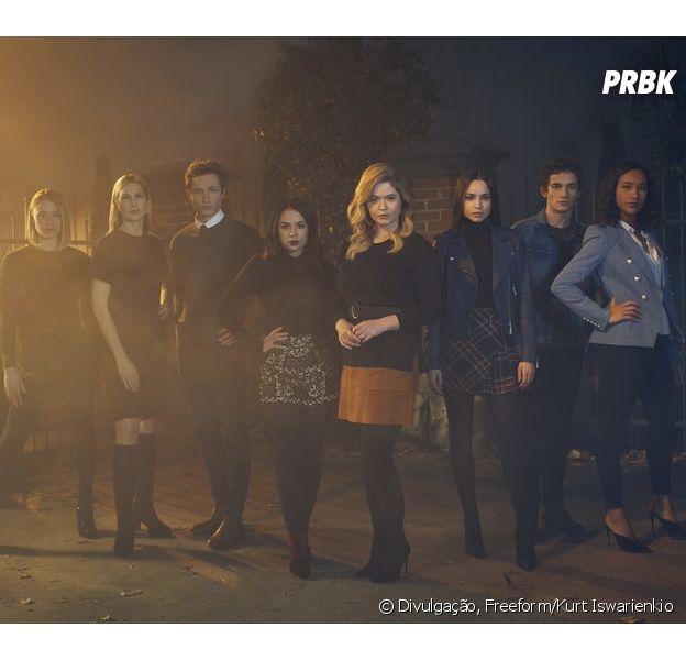 """Pretty Little Liars: The Perfectionists"" vai estrear nesta quarta (20)! Saiba detalhes"