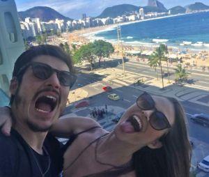 Segundo informações, a mãe de Nicolas Prattes está pedindo para o filho voltar com Juliana Paiva